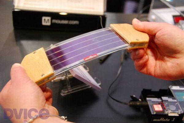 Концепция удаленного питания от солнечной энергии
