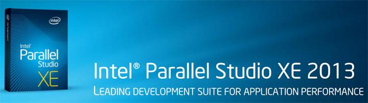 Intel Parallel Studio XE 2013: оптимизируем производительность по-новому
