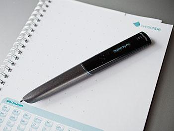 Облачная шариковая ручка с Wi-Fi и Evernote