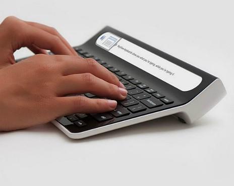 Smartype — клавиатура с экраном