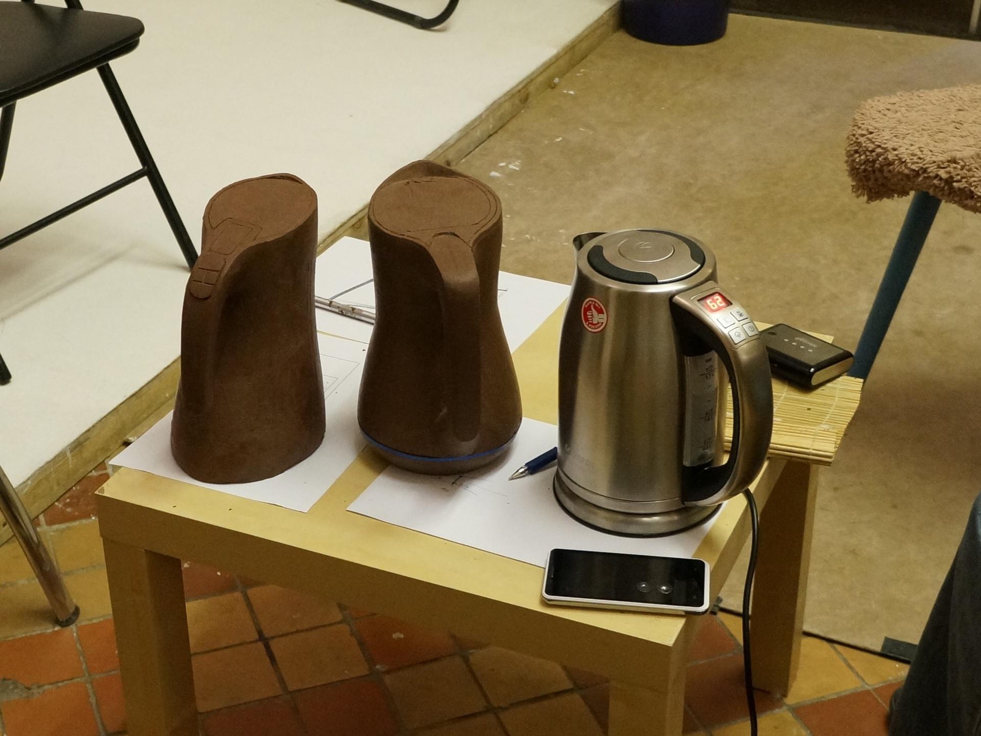 «Умный» чайник для «умного» дома