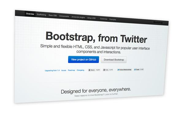 Каскадные Таблицы Стилей / Bootstrap 2.0 – HTML+CSS+JS UI фреймворк