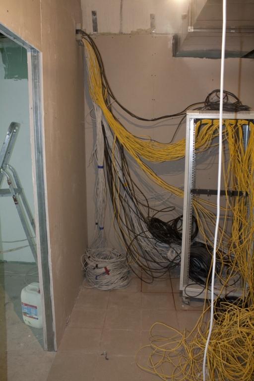сетевой кабель: