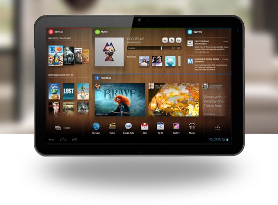 Home Screen-хамелеон для Android