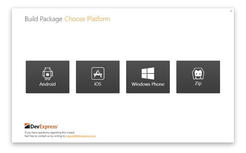 PhoneJS — Новый HTML5-фреймворк для мобильных приложений