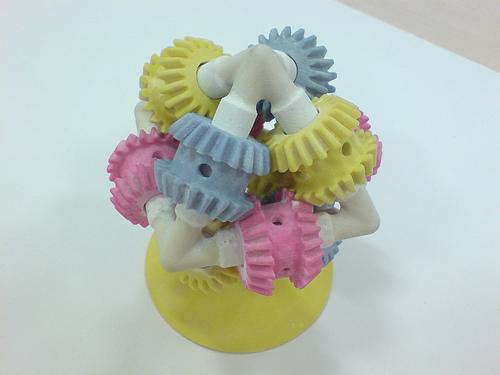 Краткий экскурс в методы 3D печати