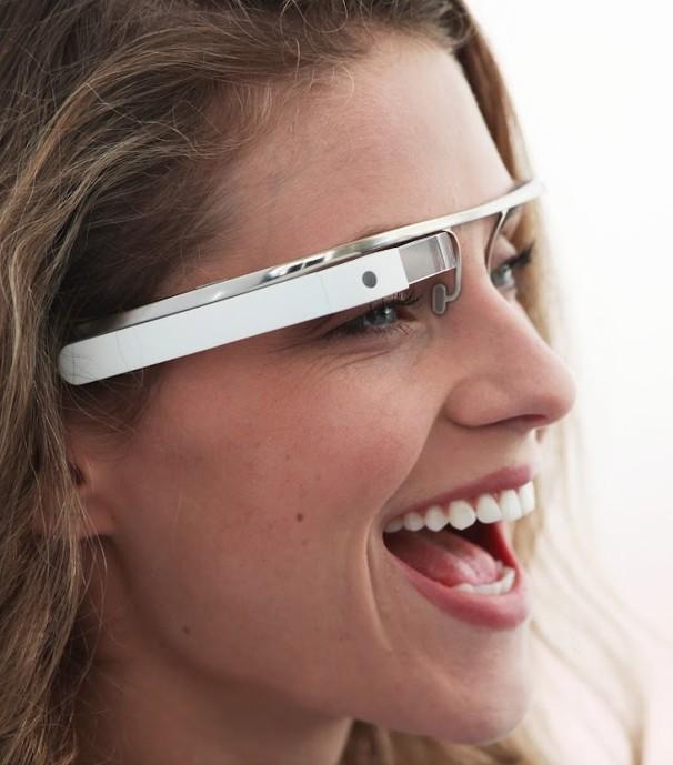 Очки будущего от Google