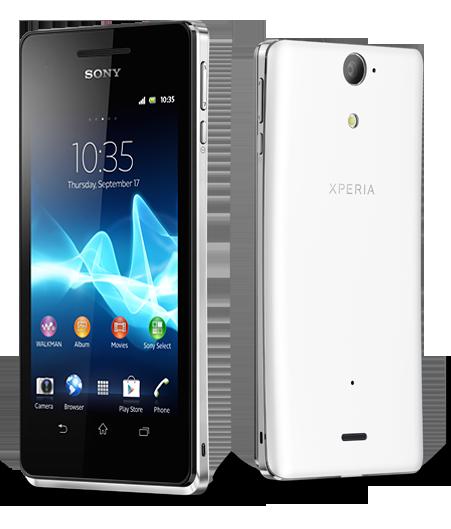 Sony Xperia V появится в России в декабре