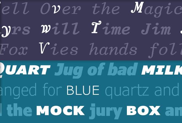 Типографика – Играем с шрифтами / Хабр