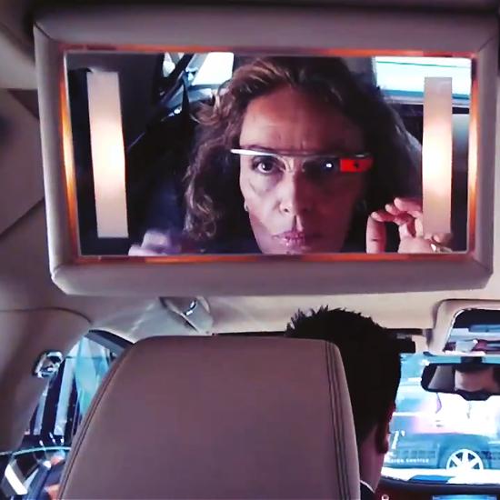 Снимаем видео на Google Glass