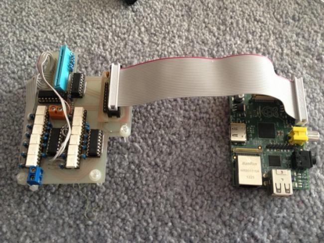 Raspberry Picrowave: ну очень «умная» микроволновка