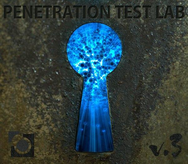 PENTESTIT — Test.lab v.3 — Запуск