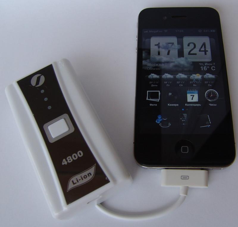 Обзор резервных источников питания для «походной» подзарядки смартфона