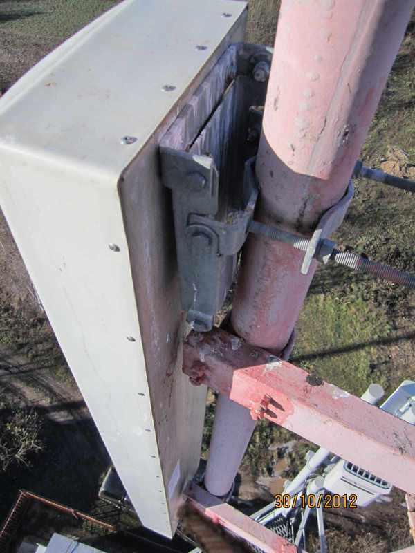 Как заземлить антенну с усилителем - схема правильного ...