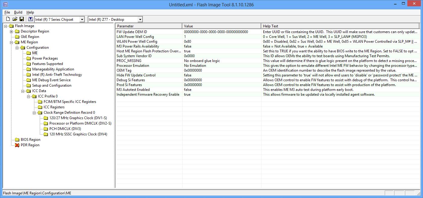Устройство файла UEFI BIOS, часть первая: UEFI Capsule и Intel Flash