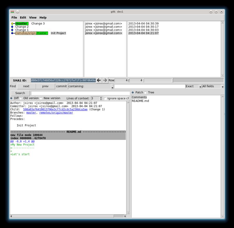 Ежедневная работа с Git