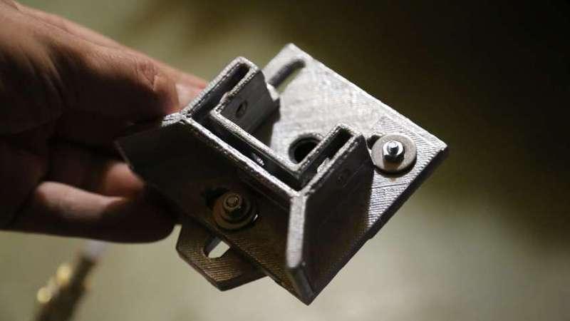 Литьё по моделям напечатанным на 3D-принтере