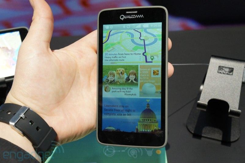 Экономичный смартфон с Retina-экраном типа Mirasol