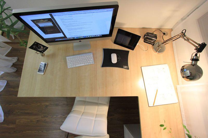 Как сделать рабочий стол, или аутсорсинг решает