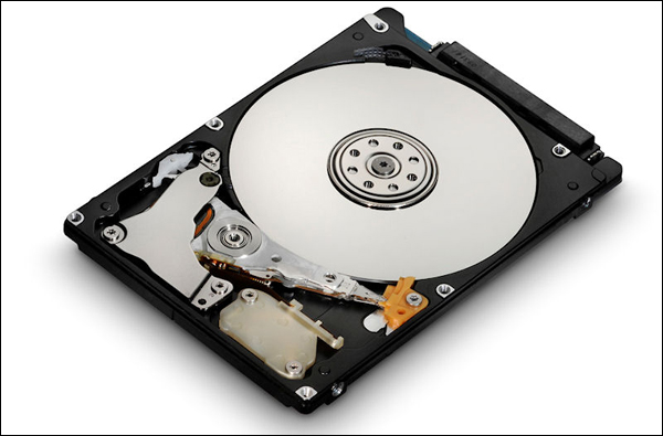 Hitachi выпустила 7-мм жесткий диск