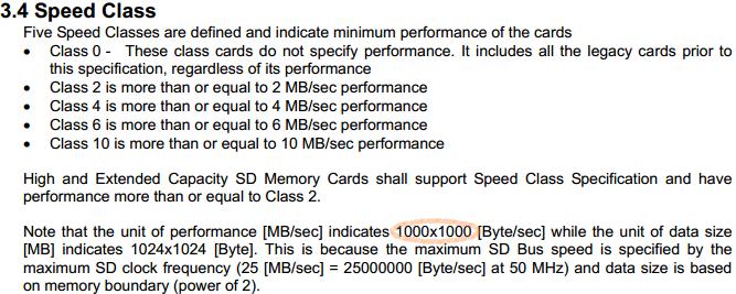 Тест скорости карты памяти онлайн - b0801