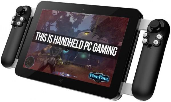 Компания Razer представила игровой планшет В«Project FionaВ»