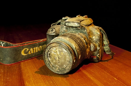Несколько интересных историй о потерянных ноутбуках, камерах и фотоаппаратах