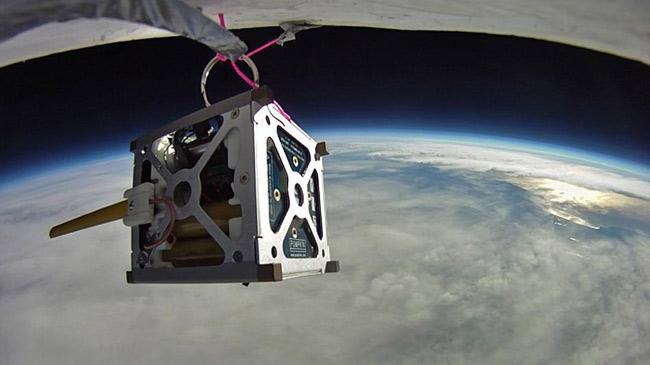 НАСА запустило в космос три смартфона Google Nexus One