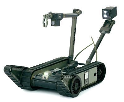 Чемпионат мира по футболу в Бразилии будут охранять роботы, беспилотники и  ...