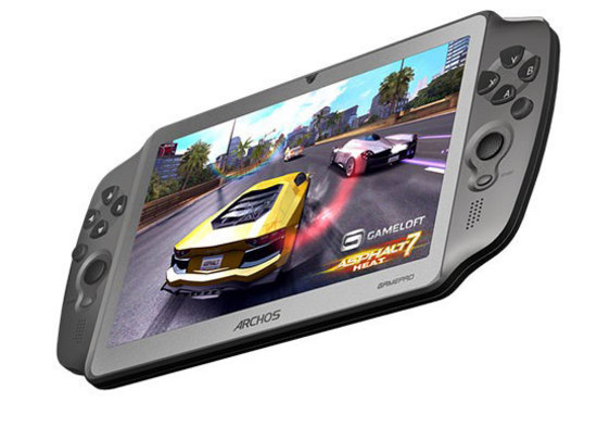 Archos выпустил игровой планшет