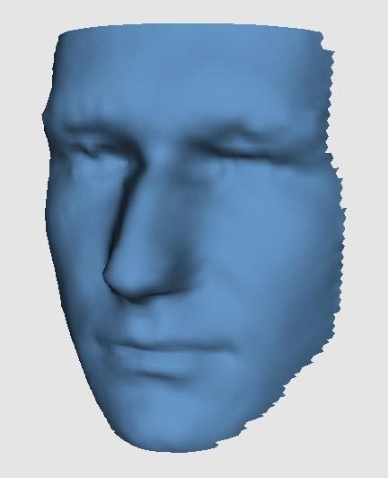 А вот робот-турникет, который узнаёт вас в лицо