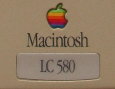 Вскрытие Apple Macintosh LC 580