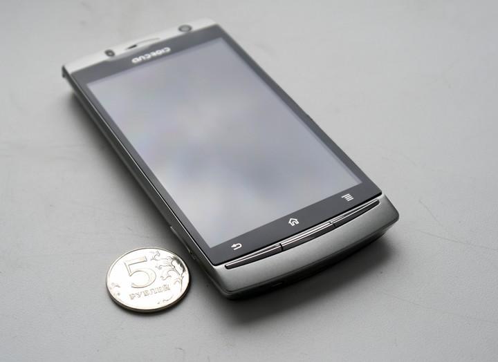 Обзор китайского смартфона LT18i с двумя симкартами