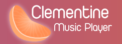 Мультимедиа: Clementine music player