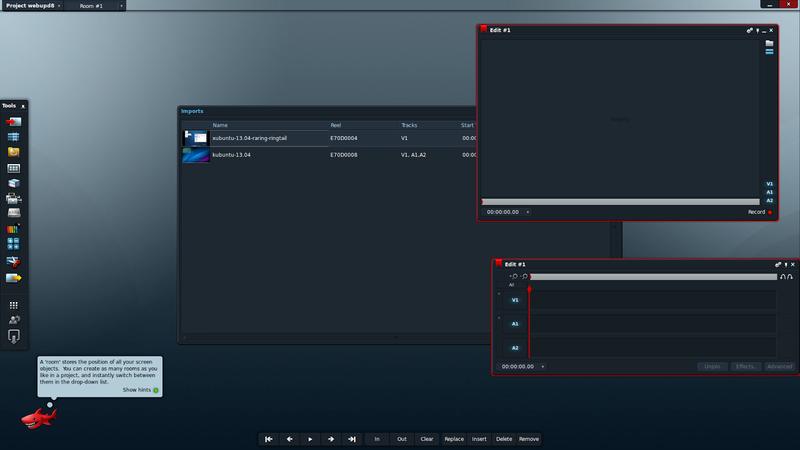 Видеоредактор Lightworks для Linux — Официальный релиз (Beta)