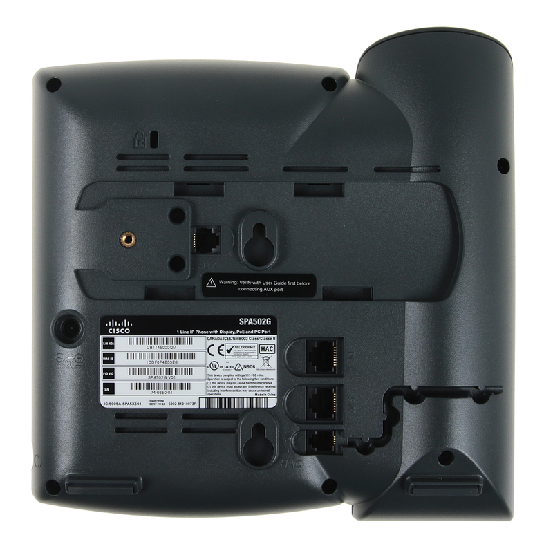 SPA502G IP Phone Cisco SPA502G