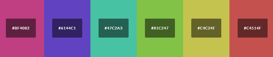 Working with color: useful tools, books, articles for web designers