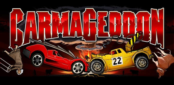 В Google Play появился Carmageddon