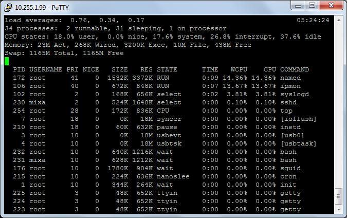 Compaq Descpro и NetBSD 1.6.1