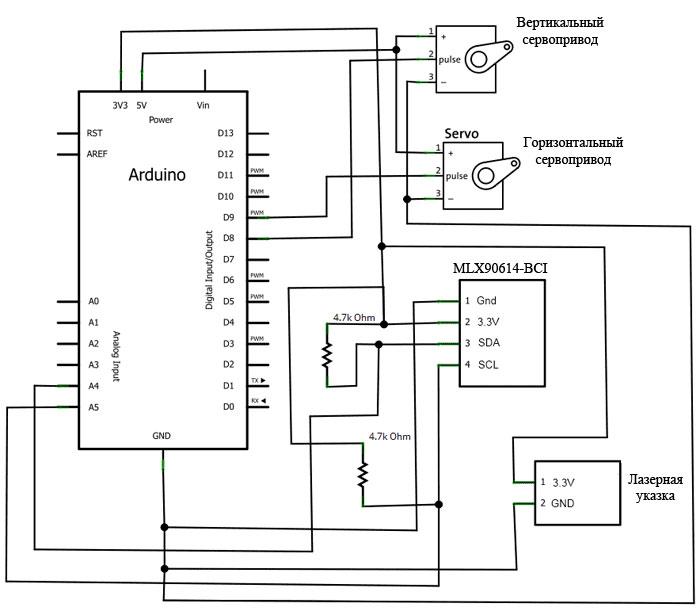 Скетч для Arduino и
