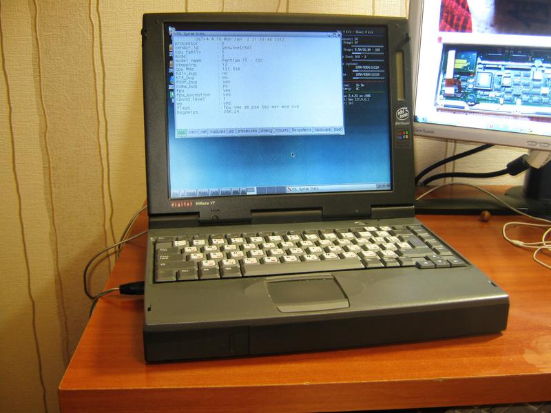 Digital HiNote VP TS30G