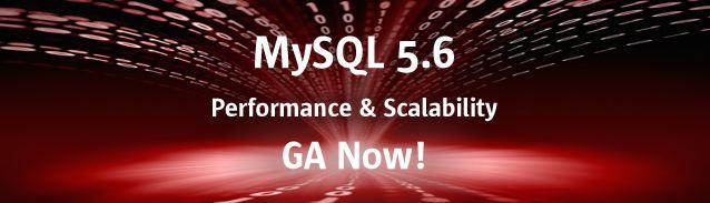 Оффтопик: Выпущен финальный релиз MySQL 5.6 GA