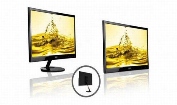 AOC 22-дюймовый HD USB-монитор