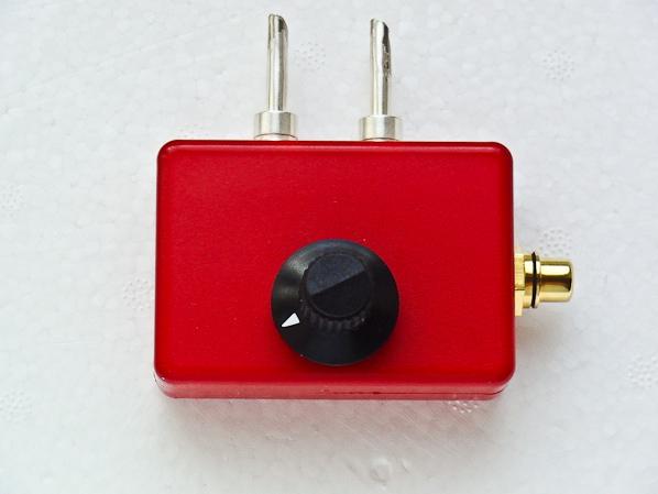 Простейший аттенюатор для аудиокарты