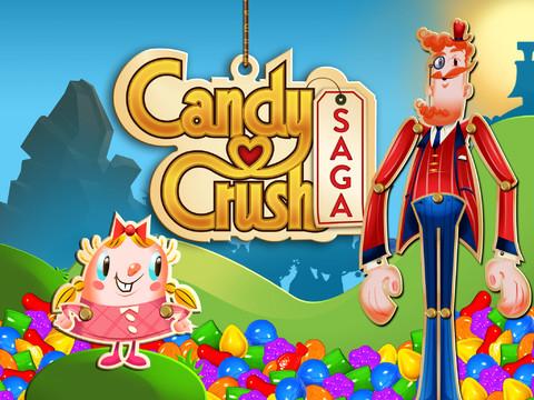Candy crush saga скачать бесплатно