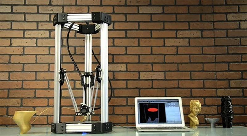 DeltaMaker — еще один 3D-принтер