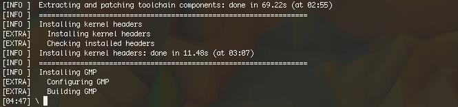 инструкция по компиляции ядра linux