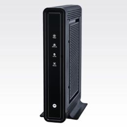 Motorola Connected Home Gateway — управление домом одним нажатием
