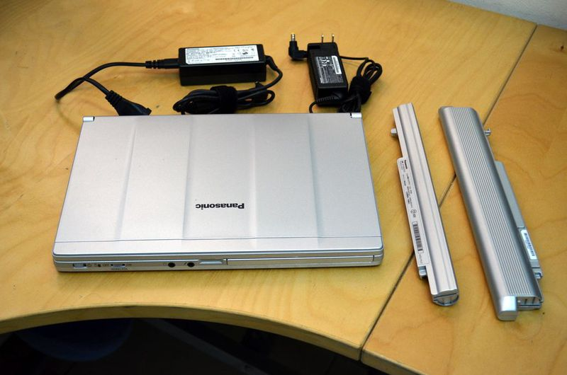 "Panasonic Toughbook CF-NX2 Let""s Note personal impressions"