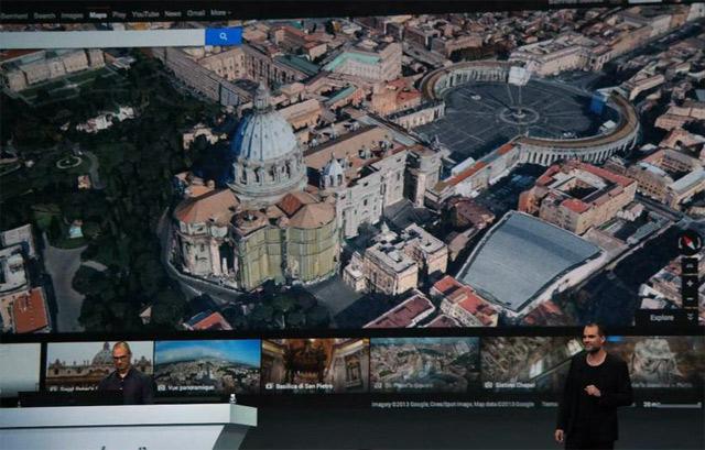 Большое обновление Google Maps
